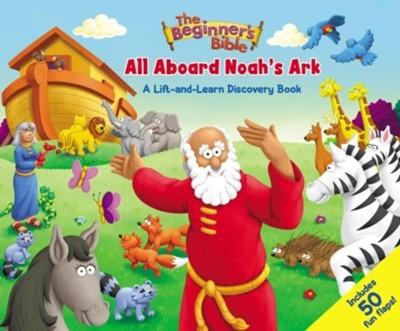 Beginner's Bible, The: All Aboard Noah's Ark (Board Book)