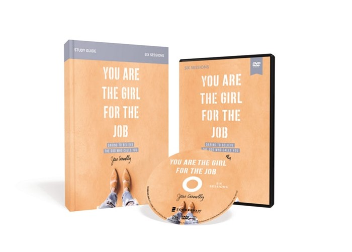 You Are the Girl for the Job Study Guide with DVD (Paperback w/DVD)