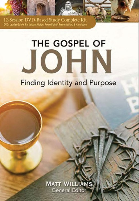 The Gospel of John Participant's Guide (Paperback)