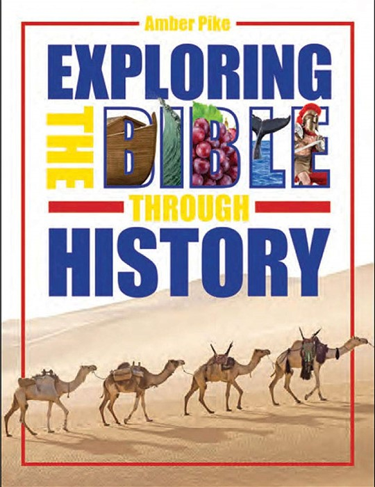 Exploring the Bible through History (Paperback)