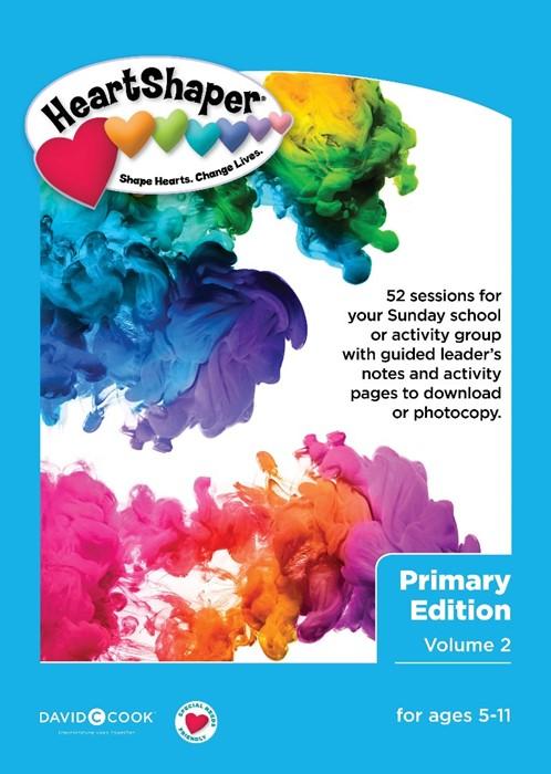 HeartShaper Curriculum: Primary Edition, Volume 2 (Spiral Bound)