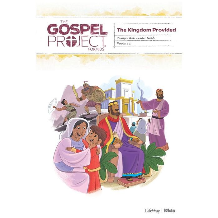 Gospel Project: Younger Kids Leader Guide, Summer 2019 (Paperback)