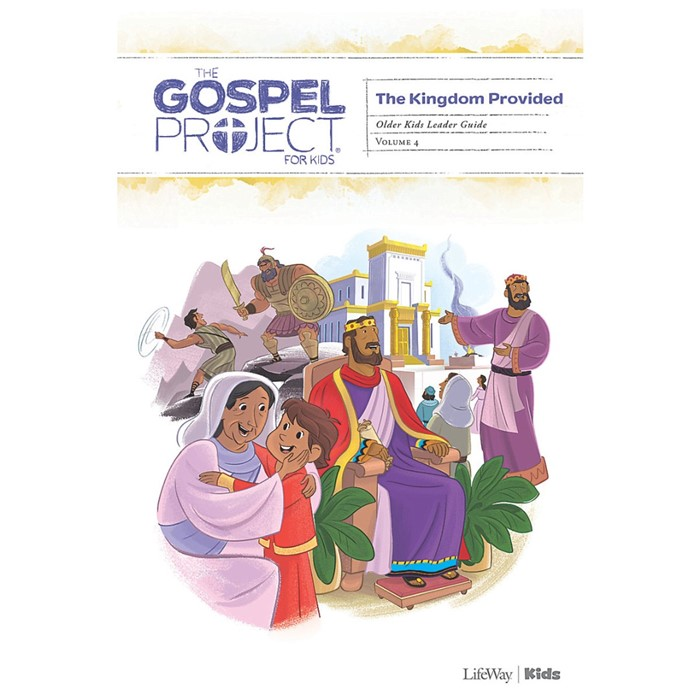 Gospel Project: Older Kids Leader Guide, Summer 2019 (Paperback)