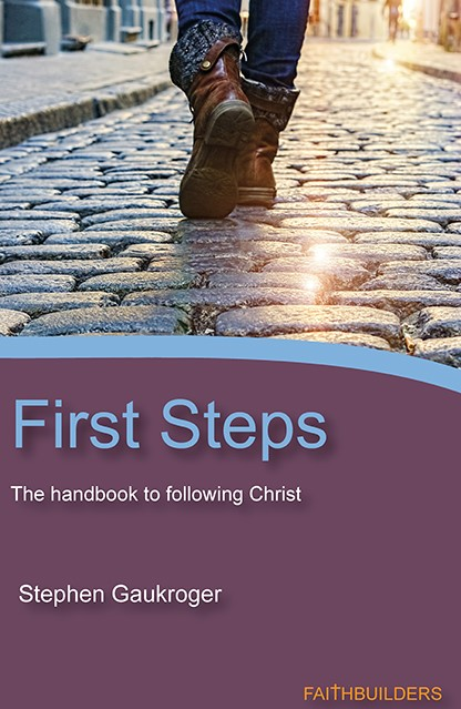 First Steps (Paperback)