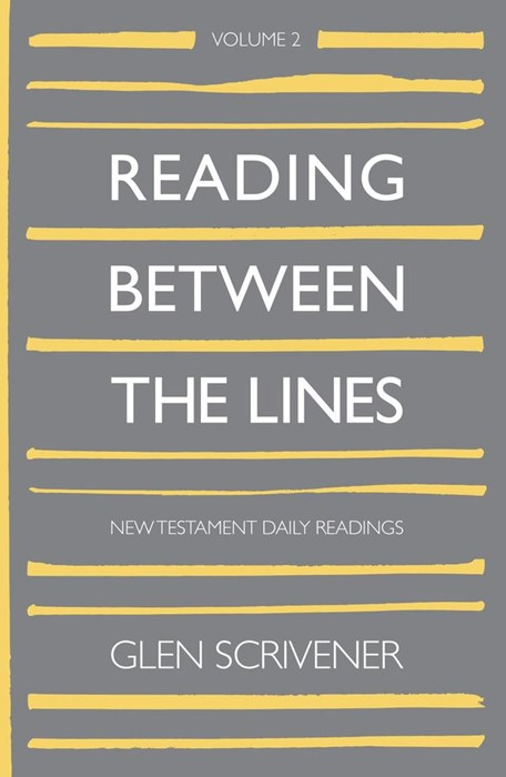 Reading Between the Lines, Volume 2 (Hard Cover)