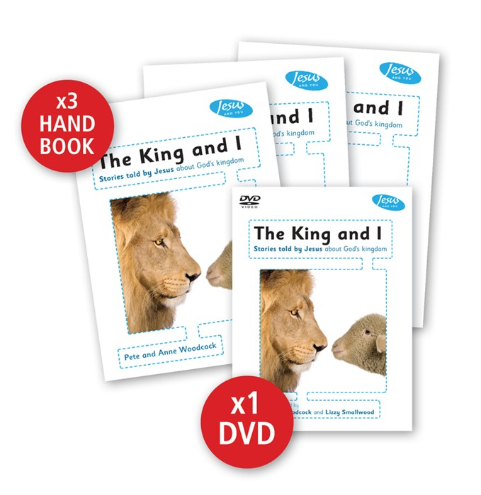 The King and I Starter Pack (Kit)