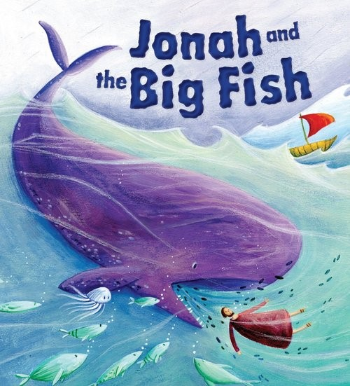 Jonah and the Big Fish (Paperback)