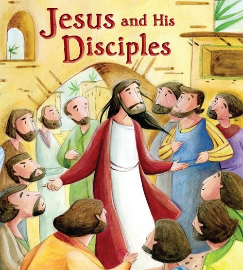 Jesus and His Disciples (Paperback)