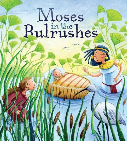 Moses in the Bulrushes (Paperback)
