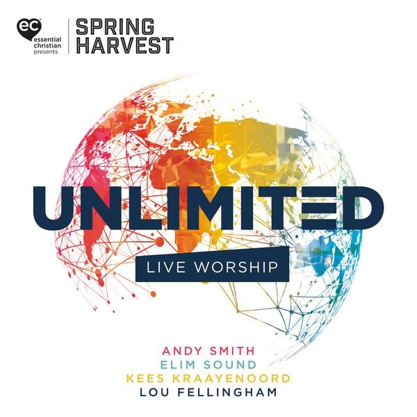 Unlimited: Live Worship from Spring Harvest 2019 CD (CD-Audio)