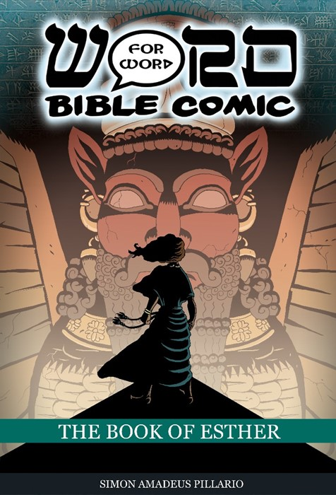 Book of Esther: Word for Word Bible Comic (Comic)