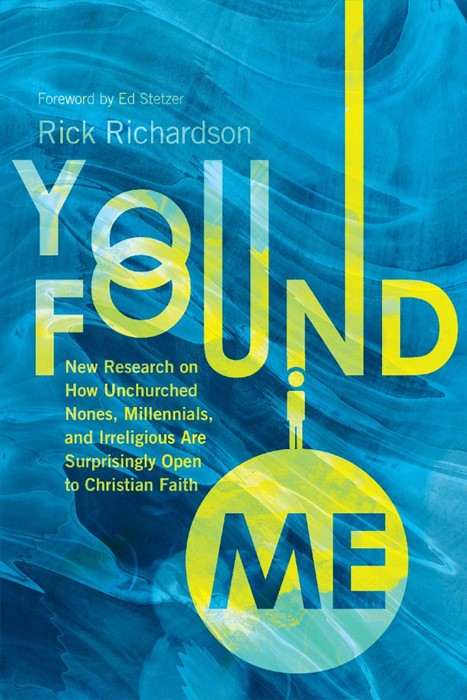 You Found Me (Hard Cover)