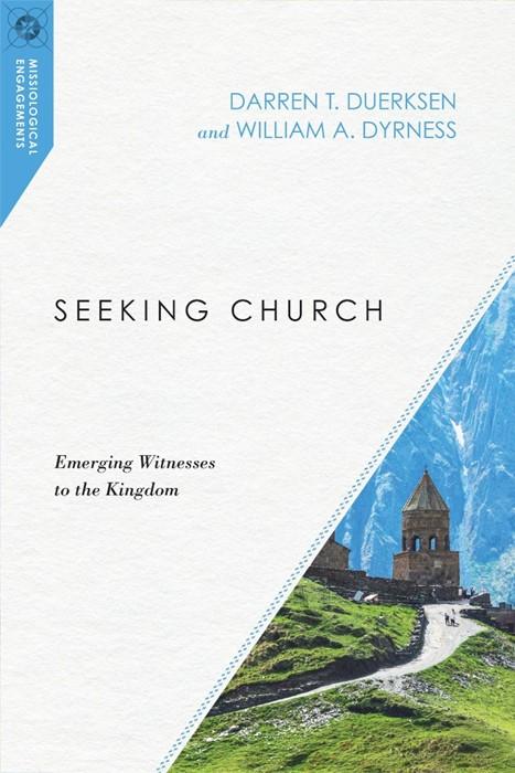 Seeking Church (Paperback)