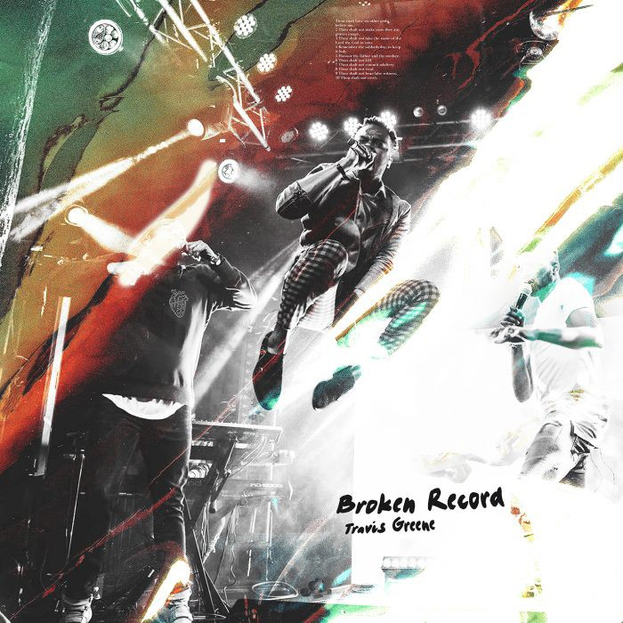 Broken Record CD (CD-Audio)