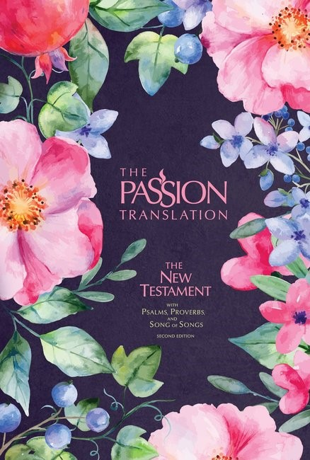 Passion Translation New Testament, Berry Blossoms