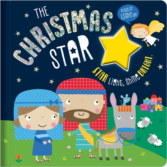 The Christmas Star (Board Book)