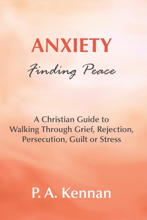 Anxiety: Finding Peace (Paperback)