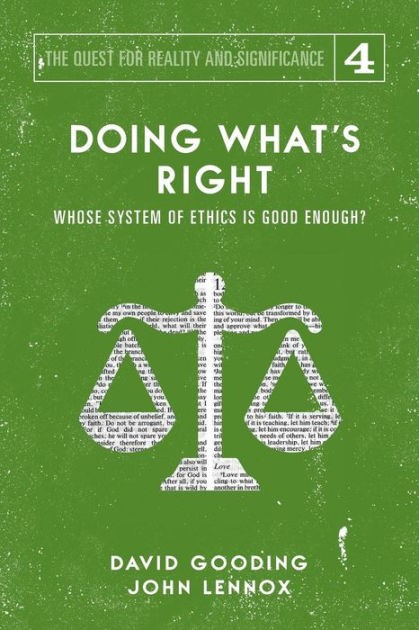 Doing What's Right (Paperback)