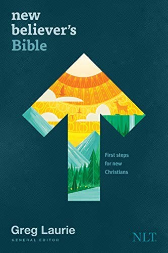 New Believer's Bible NLT (Softcover) (Paperback)