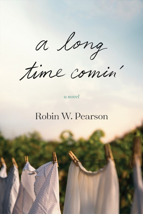 Long Time Comin', A (Hard Cover)