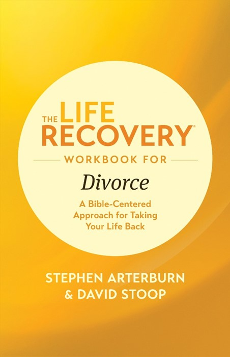 The Life Recovery Workbook for Divorce (Paperback)