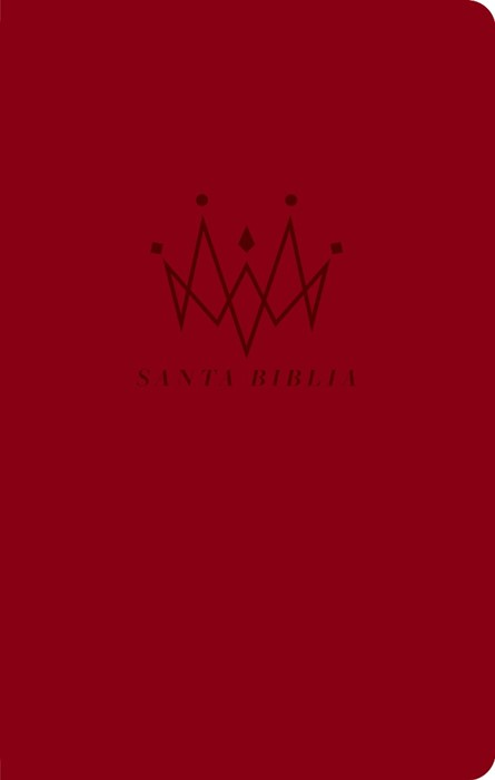 Santa Biblia NTV, Edición ágape (SentiPiel, Rojo), (Imitation Leather)