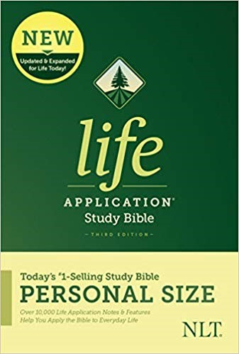 NLT Life Application Study Bible, Third Edition, Personal Si (Hard Cover)