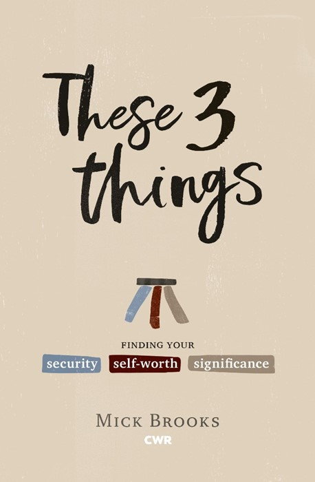 These Three Things (Paperback)