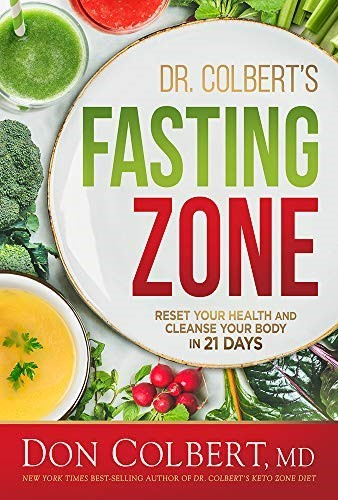 Dr. Colbert's Fasting Zone (Hard Cover)