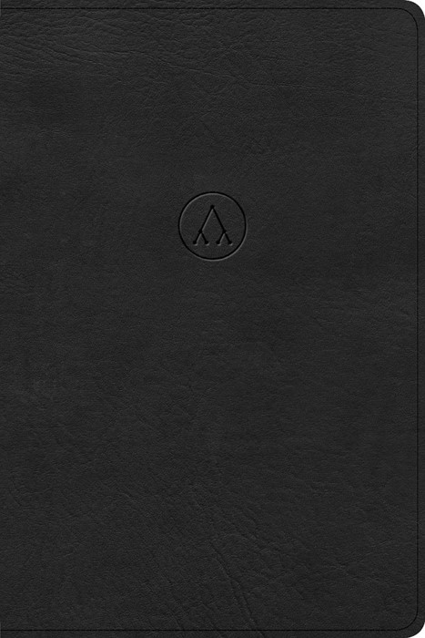 CSB Foundations New Testament, Black LeatherTouch (Imitation Leather)