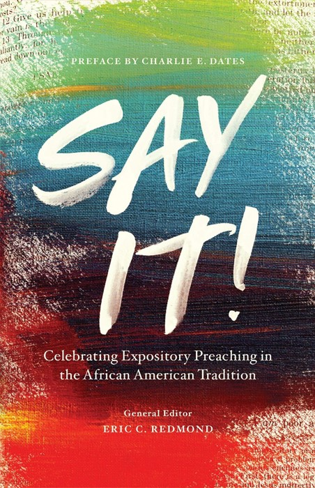 Say It! (Paperback)