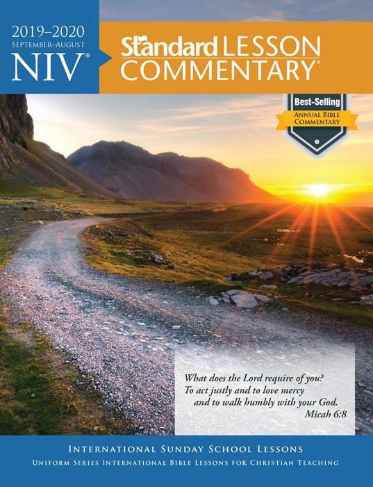 NIV Standard Lesson Commentary 2019-2020 (Paperback)