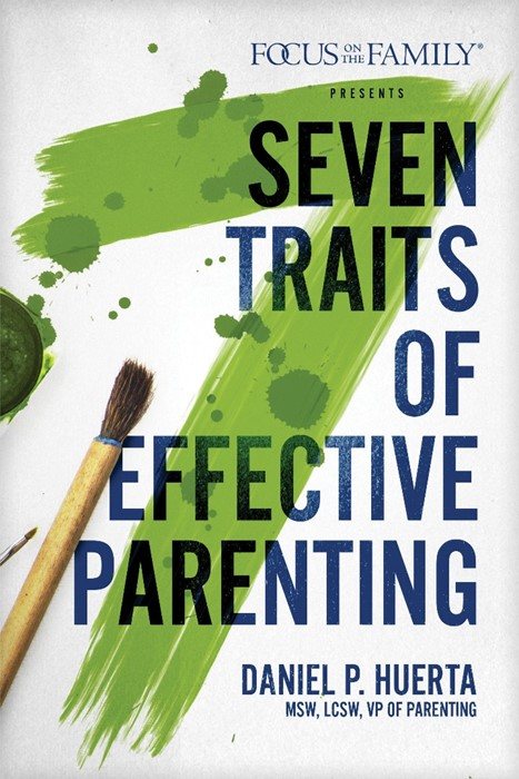 7 Traits of Effective Parenting (Paperback)