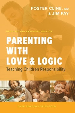 Parenting with Love and Logic (Hard Cover)