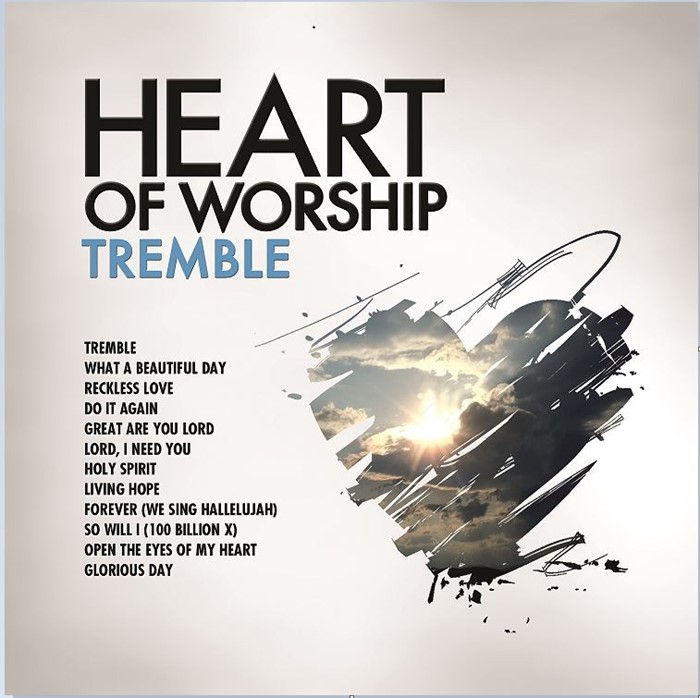 Heart of Worship: Tremble CD (CD-Audio)