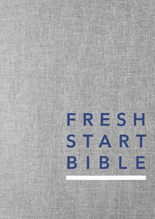 NLT Fresh Start Bible (Paperback)