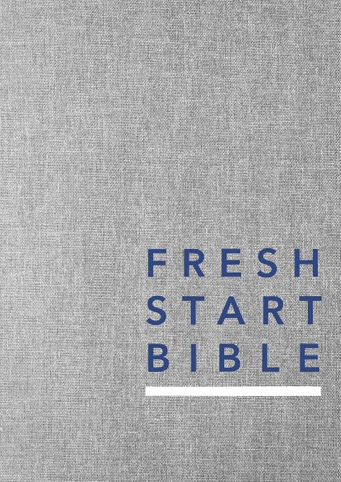 NLT Fresh Start Bible, Hardcover (Hard Cover)