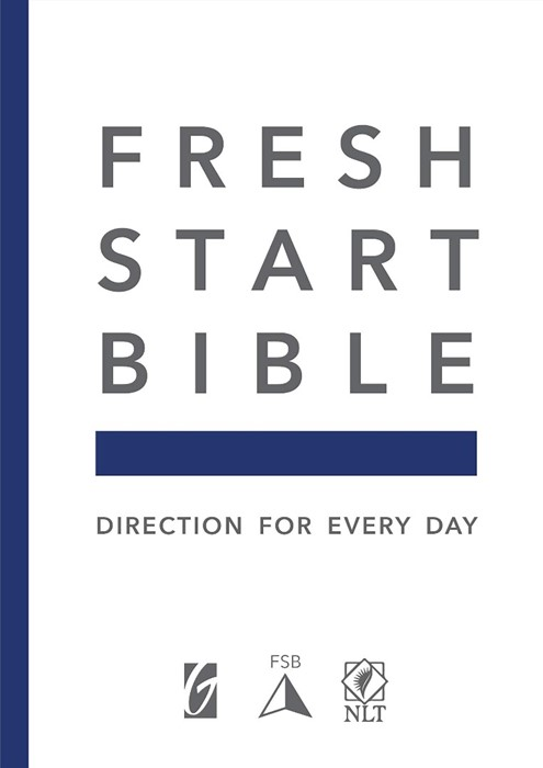 NLT Fresh Start Bible, Genuine Leather (Genuine Leather)