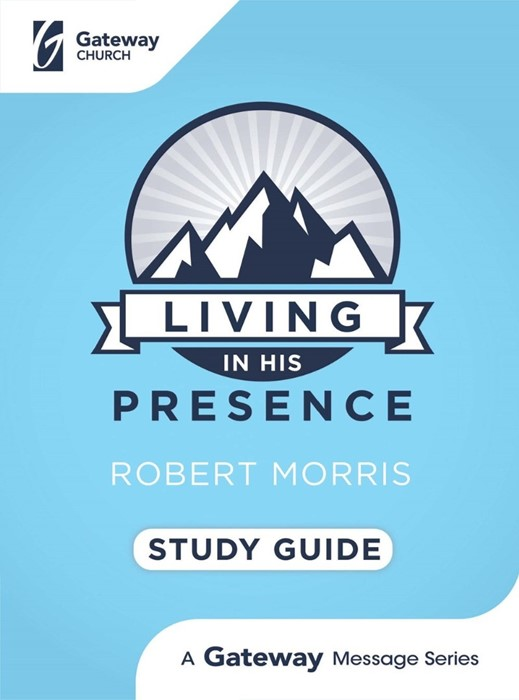 Living In His Presence Study Guide (Paperback)