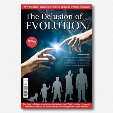 The Delusion of Evolution 7th Edition (Magazine)