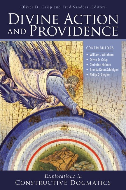 Divine Action and Providence (Paperback)