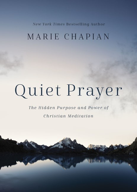 Quiet Prayer (Hard Cover)