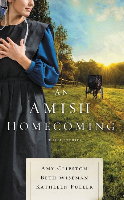 Amish Homecoming, An (Paperback)