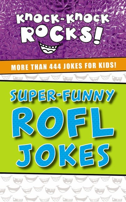 Super-Funny ROFL Jokes (Paperback)