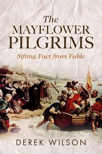 The Mayflower Pilgrims (Hard Cover)
