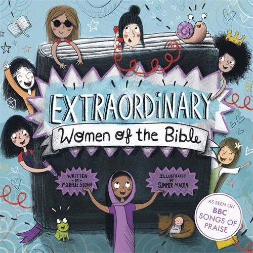 Extraordinary Women of the Bible (Hard Cover)