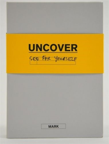 Uncover Mark Gospel Church Edition (Hard Cover)