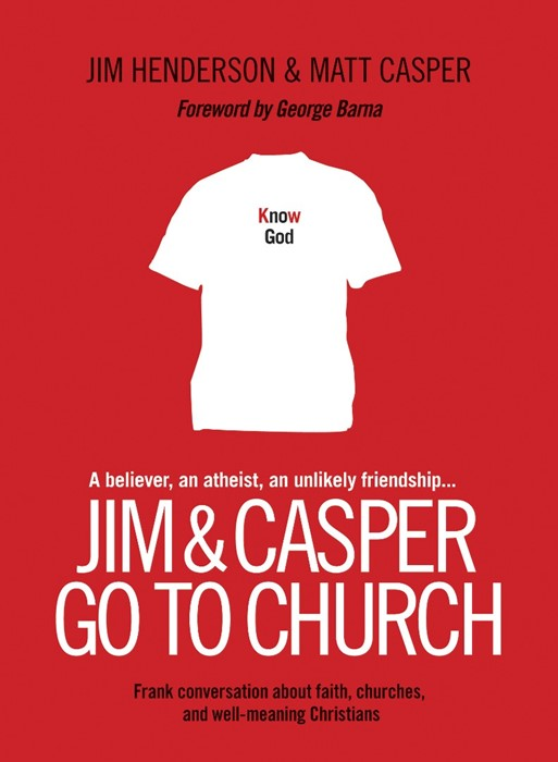 Jim And Casper Go To Church (Hard Cover)