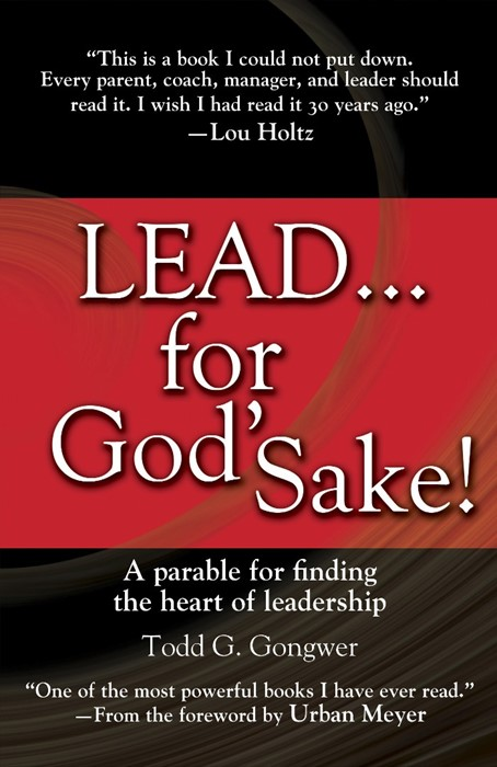 Lead . . . For God'S Sake! (Hard Cover)