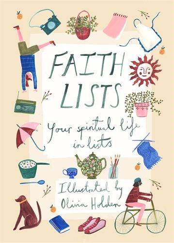 Faith Lists (Paperback)